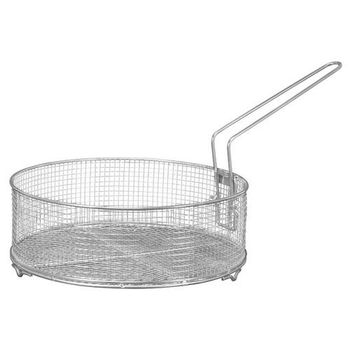 Fry Basket Stainless - TechnIQ Series, 28cm