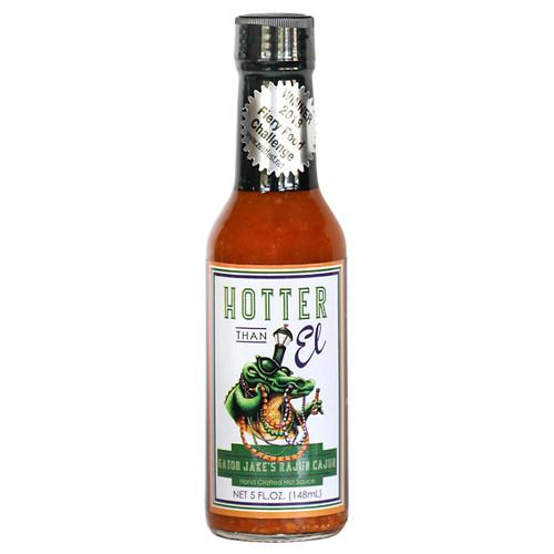 Gator Jake's Rajun Cajun Hot Sauce, 148ml