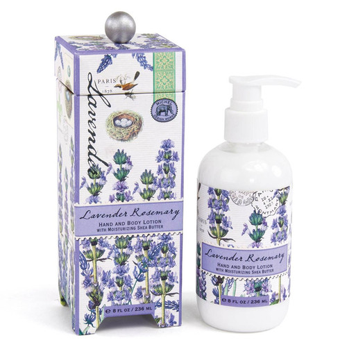 Lavender Rosemary Hand & Body Lotion, 236ml
