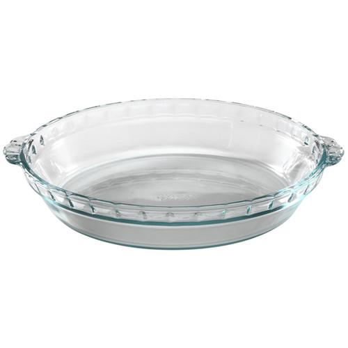 Pie Dish - Glass, 9.5-in