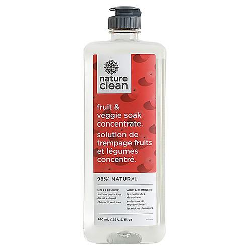Fruit & Veggie Soak - Concentrate, 740ml