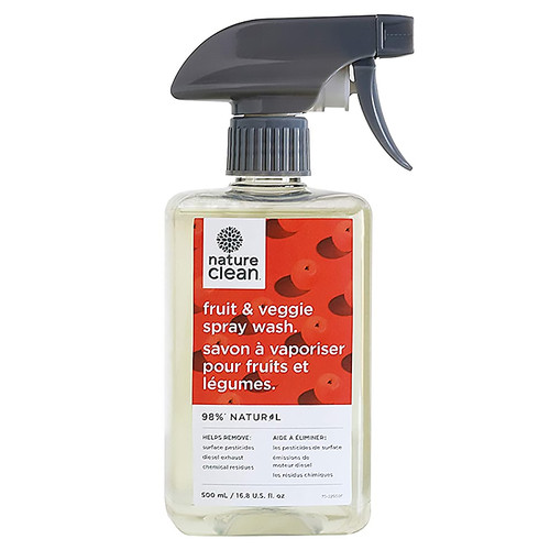 Fruit & Veggie Spray Wash, 500ml
