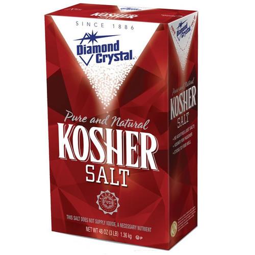 Diamond Kosher Salt, 48oz