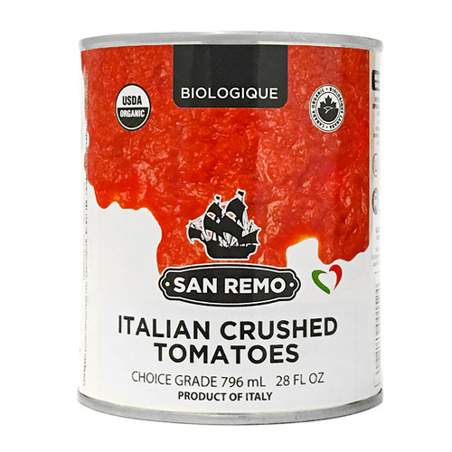 Italian Crushed Tomatoes - Organic, 28oz