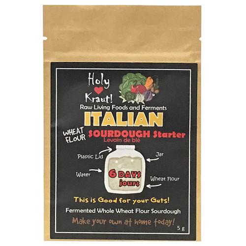 Wheat Flour Sourdough Starter - Italian, 5g