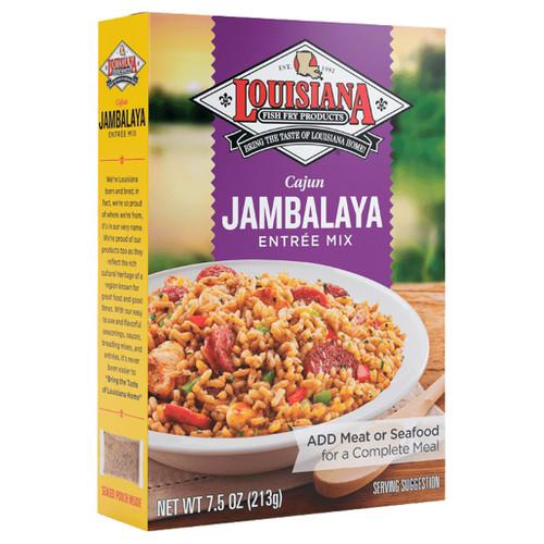 Cajun Jambalaya Entrée Mix, 7.5oz