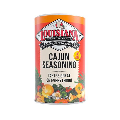 Cajun Seasoning, 8oz