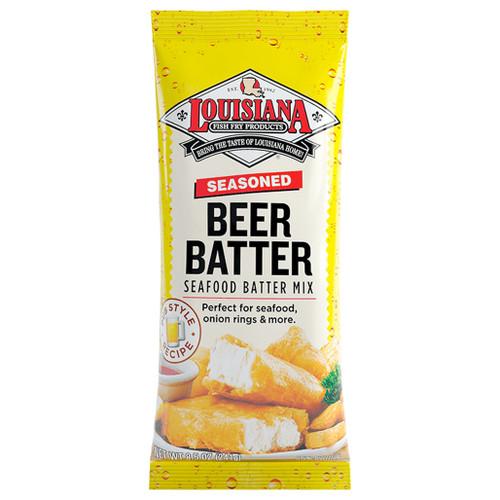 Seasoned Beer Batter Mix - Pub Style, 8.5oz