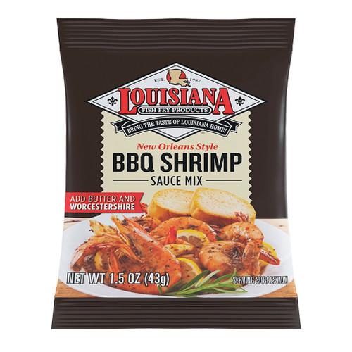 New Orleans Style BBQ Shrimp Sauce Mix, 1.5oz