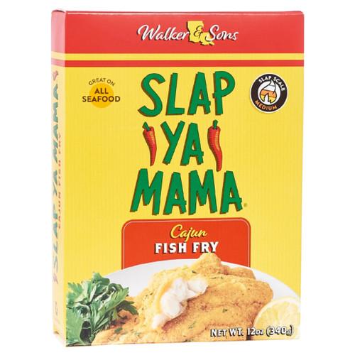 Cajun Fish Fry - Seasoned, 12oz