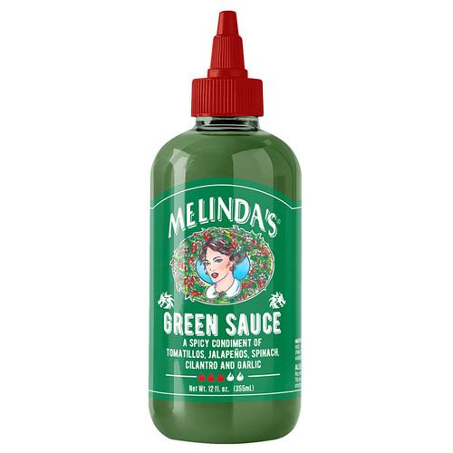 Green Hot Sauce, 355ml