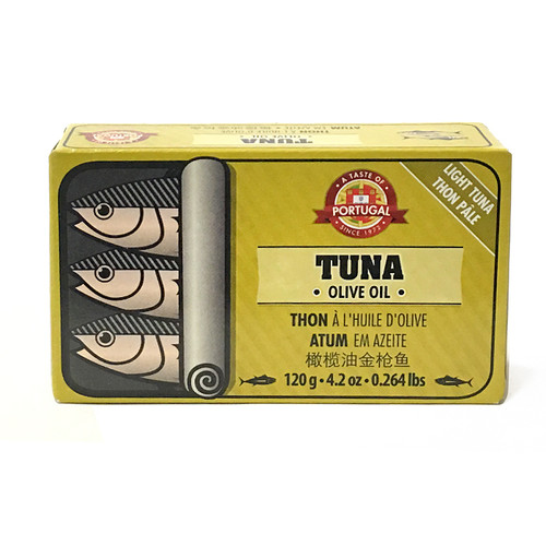 Light Tuna - Canned in Olive Oil, 120g
