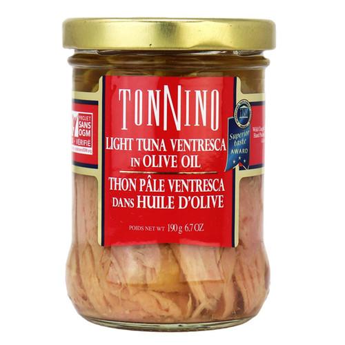 Tuna Ventresca in Olive Oil, 190g