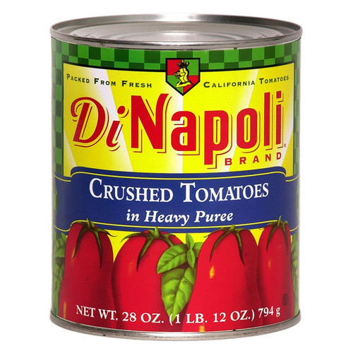 crushed Tomatoes in Heavy Puree, 28oz