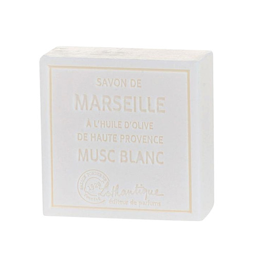 Square Bar Soap - White Musk, 100g