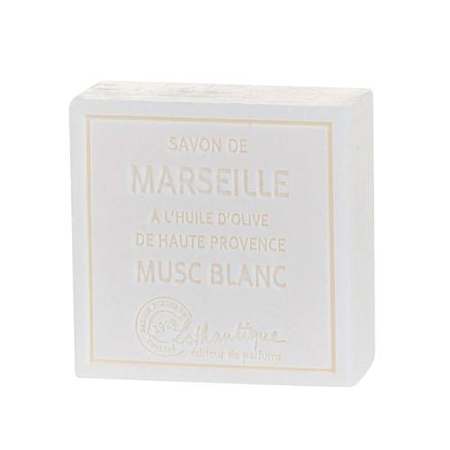 Square Bar Soap - White Musk, 100g