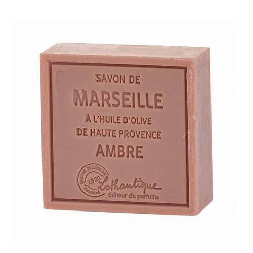 Square Bar Soap - Amber, 100g