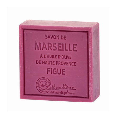 Square Bar Soap - Fig, 100g