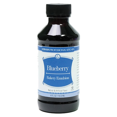 Bakery Emulsion - Blueberry, 4oz