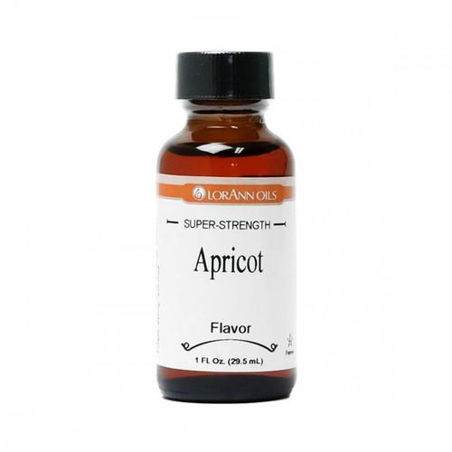Apricot Flavor - Super-Strength, 1oz