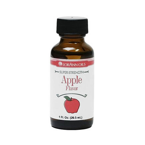 Apple Flavor - Super-Strength, 1oz