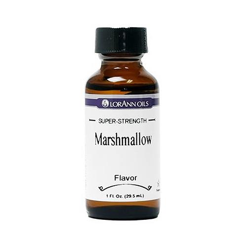 Marshmallow Flavor - Super-Strength, 1oz