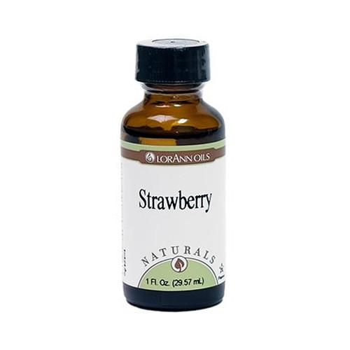 Strawberry Natural Flavor, 1oz