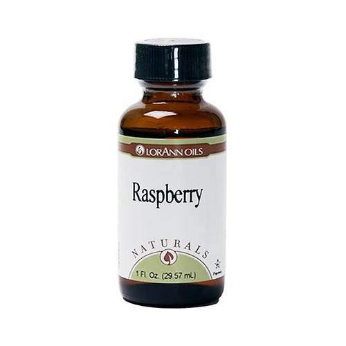 Raspberry Natural Flavor, 1oz