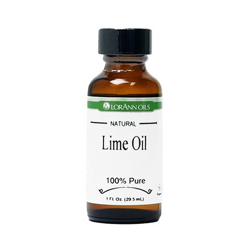 Lime Pure Oil - Natural, 1oz