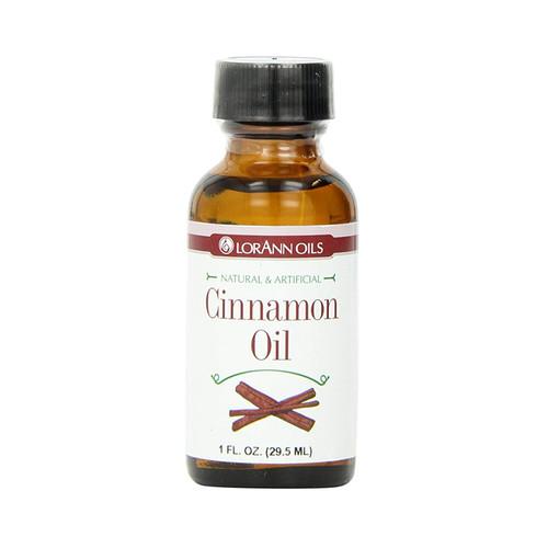 Cinnamon Oil - Super-Strength, 1oz