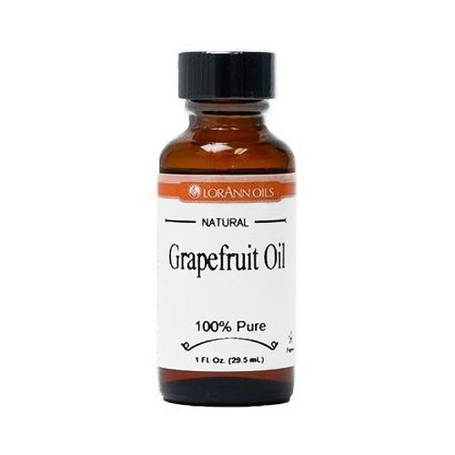 Grapefruit Oil - Natural, 1oz