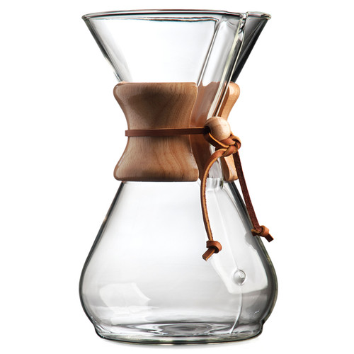 Classic Pour Over Coffee Maker, 8-Cup