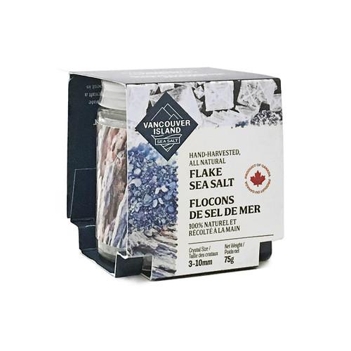 Flake Sea Salt - Hand-Harvested, 75g