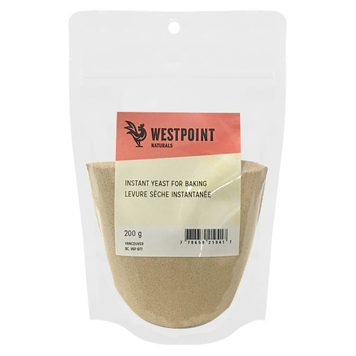 Instant Yeast For Baking, 200g