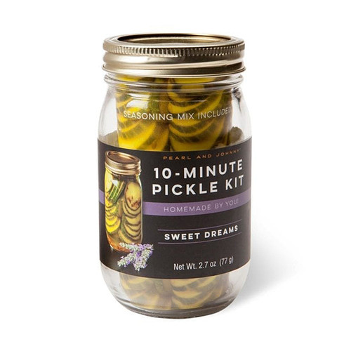 10-Minute Pickle Kit - Sweet Dreams
