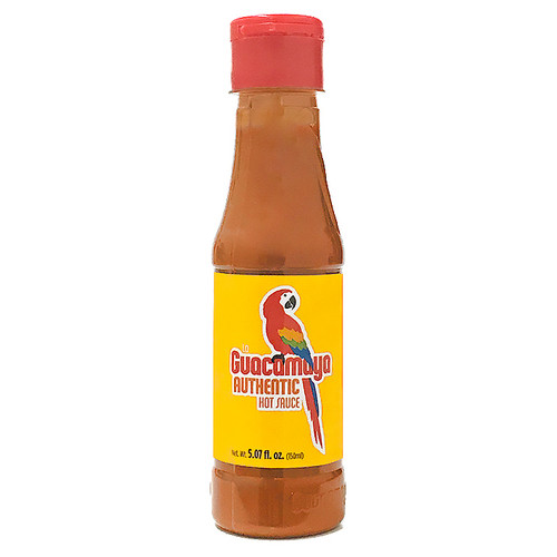 La Guacamaya Authentic Hot Sauce, 150ml