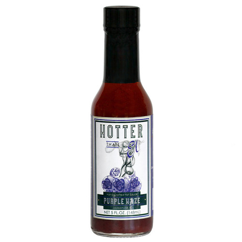 Purple Haze Hot Sauce, 148ml