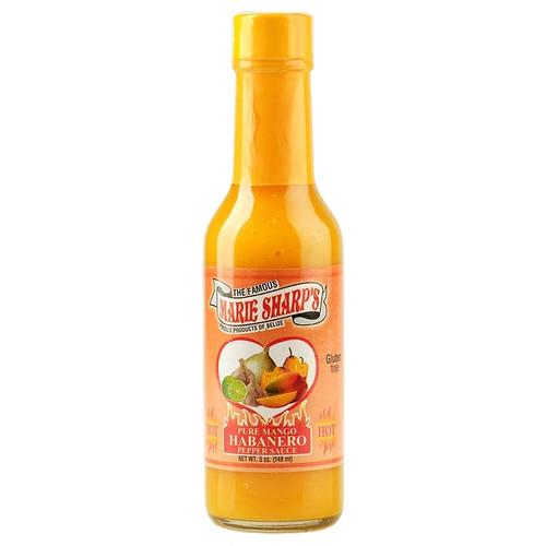Pure Mango Habanero  Pepper Sauce, 148ml
