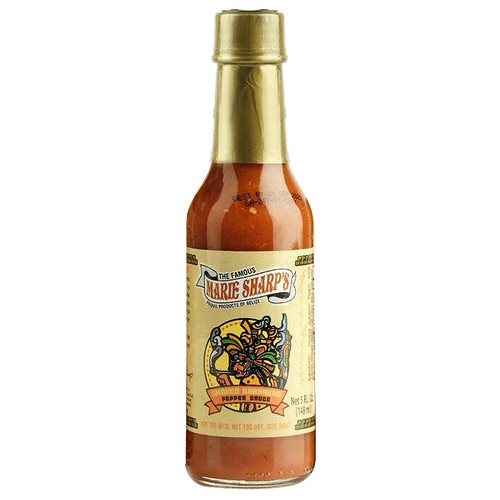 Smoked Habanero Pepper Sauce, 148ml
