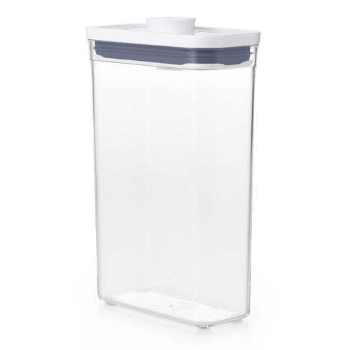 POP 2.0 Container - Slim Rectangle Medium, 1.8L