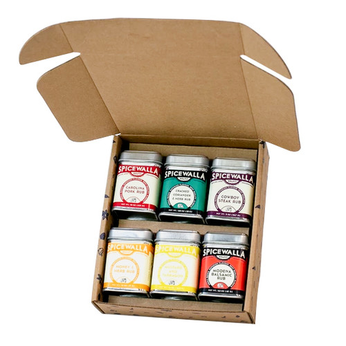 Grill & Roast Collection - 6 Pack