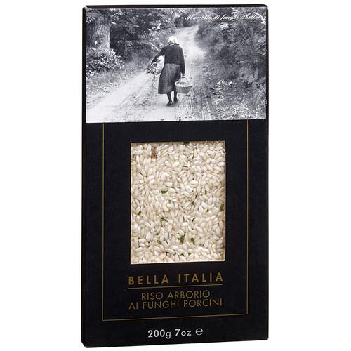 Risotto with Porcini Mushrooms - Bella Italia, 200g