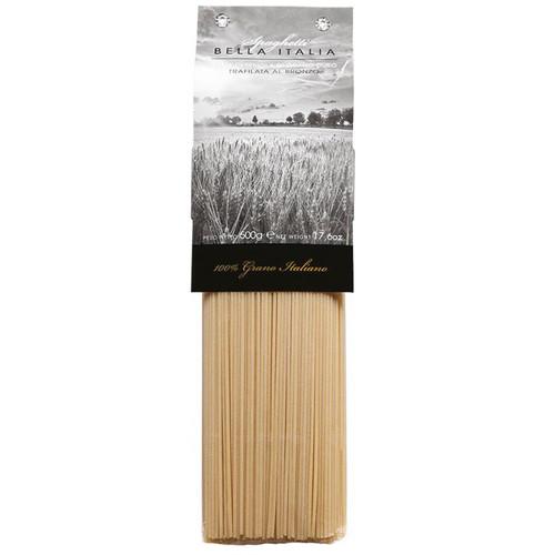 Spaghetti Bronze-Drawn - Bella Italia, 500g
