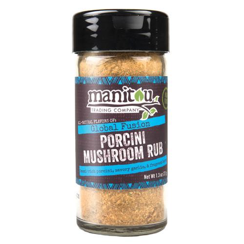 Porcini Mushroom Rub, 37g