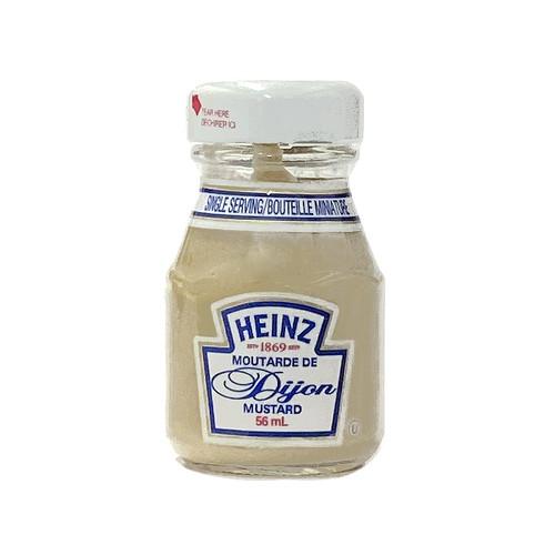 Mini Heinz Dijon Mustard, 56ml