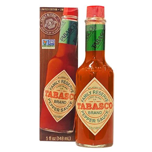 Family Reserve Pepper Hot Sauce - Ltd Edition, 148ml