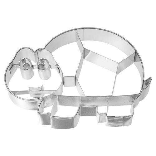 Turtle Detailed Cookie Cutter, 10cm