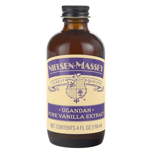 Ugandan Pure Vanilla Extract, 4oz