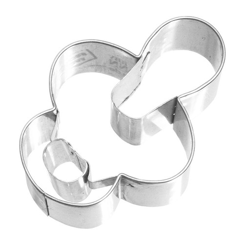 Dummy Detailed Cookie Cutter, 6cm