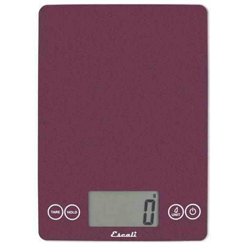 Arti Glass Digital Kitchen Scale, Purple